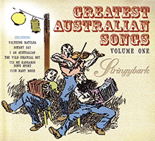 A Greatest Australian Songs Volume 1