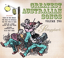 A Greatest Australian Songs Volume 2