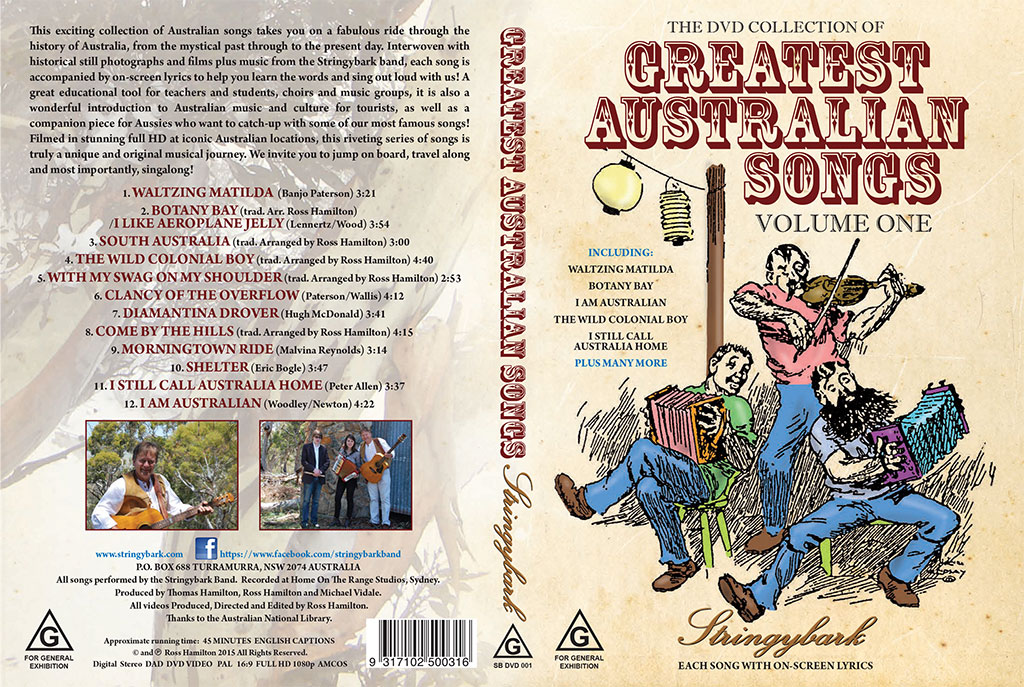 Greatest Australian Song Volume 1