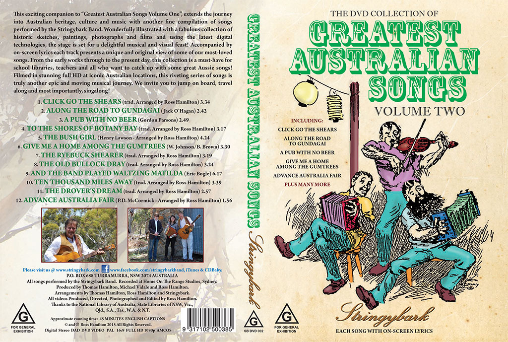 Greatest Australian Song Volume 2